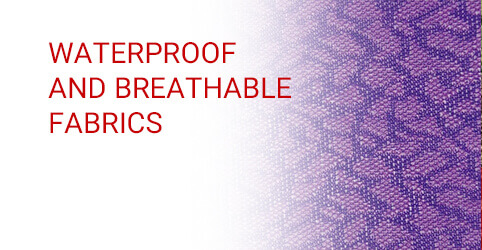 Waterproof and Breathable Fabrics